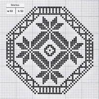 Biscornu Cross Stitch, Cross Stitch Patterns, Motifs Blackwork, Sunrise Wallpaper, Bead Crochet Rope, Crewel Embroidery, Filet Crochet, Pattern Books, Cross Stitching
