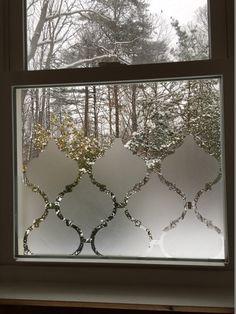 Private Fenster Cover: Marokkanischen Stil