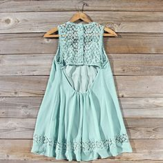 Sage Shadows Dress, Sweet Party & Bridesmaid Dresses from Spool 72. | Spool No.72