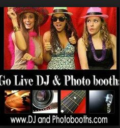 If you are in search of famous djs in West Palm Beach, which provide live dj along with best quality photography and photo booth rental facility, then your wait is over. We are one of the famous djs in Miami which comes with the most extensive collection of music. If music and dance is your first priority and you are looking for djs in Boca Raton then choose us for best service. http://golivedj.net/