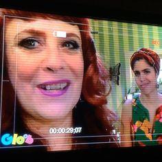 Novos episódios de #DPAnoGloob, com a presença da @belagil! ❤️ #MundoGloob #LeocádiaCozinha @MundoGloob