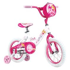 "14"" Huffy Disney Sleeping Beauty Girls' Bike $56 walmart.com"