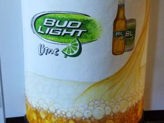 Bud light lime patio mural hooters downtown toronto ae bud light lime pillar art labatt national offices mozeypictures Gallery