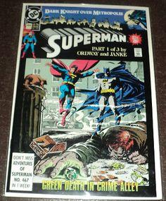 #superman comic book