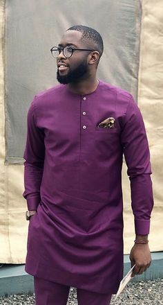 Call, SMS or WhatsApp if you want this style, needs a skilled tailor to hire or you want to expand more on your fashion business. African Male Suits, African Wear Styles For Men, African Shirts For Men, African Dresses Men, African Attire For Men, African Clothing For Men, Latest African Fashion Dresses, African Print Fashion, Ankara Fashion
