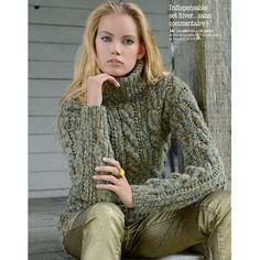 Fair Isle Knitting Patterns, Lingerie, Winter Sweaters, Crochet Clothes, Sweater Cardigan, Knit Crochet, Outfits, Mason Jar, Models