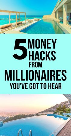 Money Saving Tips: Advice from Millionaires on How to Get Rich - Finance tips, saving money, budgeting planner Money Tips, Money Saving Tips, Money Hacks, Managing Money, Cash Money, Money Fast, Savings Planner, Get Out Of Debt, Budgeting Tips