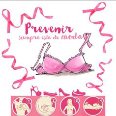 """""""Prevenir siempre esta de #Moda """" Hoy se celebra el Día Mundial de la lucha contra el Cancer. -  #MModaVenezuela #Luchacontraelcancer by mmodavenezuela"""