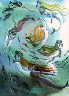Nika Goltz, The Little Mermaid
