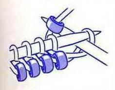 Вязание с бисером и бусинами - Хенд-Мейд | HANDMADE - Страна Мам