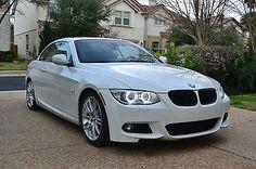 2012 BMW 335i Convertible - Premium and M-Sport