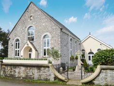 This former chapel is a beautiful holiday property - over 100 years old and brimming with charm and character.