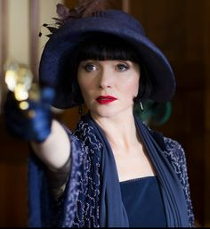 Phryne ~ Miss Fisher's Murder Mysteries Series 3, Episode 8 the last of the season.