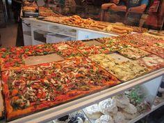 Comer em Roma - Italiana Blog