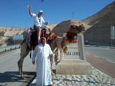 De camino al Mar Muerto