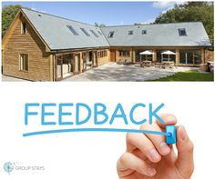 Customer Feedback for Flossy Brook Overall Experience - Excellent Friendly Service - Excellent Location - Very Good Information provided - Very Good Welcome - Excellent Cleanliness - Excellent Facilities - Excellent Fixtures and Fittings - Excellent Decoration - Excellent Feeling of Space - Excellent Equipment - Excellent Value for Money - Excellent #feedback #cottage #groupstays #holiday #happyfriday www.groupstays.co.uk/properties/flossy-brook