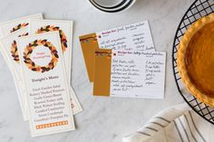 Free Thanksgiving Labels that we're thankful for.