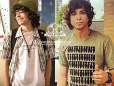 Moose from step up. I mean come on!