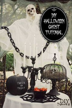 46 Successful DIY Outdoor Halloween Decorating Ideas Nobody Told You About – HomeDesignInspired