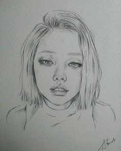 Excellent Drawing Faces With Graphite Pencils Ideas. Enchanting Drawing Faces with Graphite Pencils Ideas. Kpop Drawings, Pencil Art Drawings, Realistic Drawings, Art Drawings Sketches, Portrait Sketches, Pencil Portrait, Art Inspiration Drawing, Art Inspo, Drawing Ideas