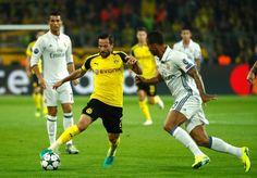 Auch Gonzalo Castro durfte wieder ran und sorgte für die erste Dortmunder...
