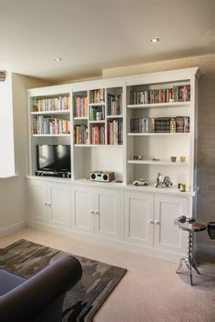 Double Living room Cupboards