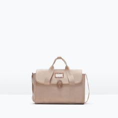 BOWLING BAG-Bags-Girl-COLLECTION AW15 | ZARA United States