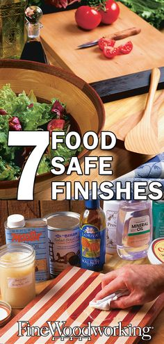 After scores of conversations with chemists, regulatory agencies, finish manufacturers, finishing experts, and woodworkers, I found that there are a few finishes that everyone agrees are food safe. However, these finishes tend to be the least protective, and the great majority are in a kind of limbo, with many experts saying most are fine for use with food but with others saying they should be avoided because there are some lingering questions about their safety. In the welter of contrary…