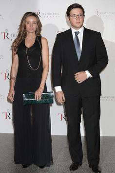 Princesa Miriam y príncipe Boris