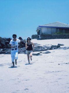 Francisco Javier :)   Paseo playa.