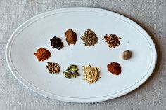 10 Essential Spices White Background 2 by Photosfood52, via Flickr