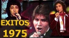 Lo que sonaba en 1975! 30 Videos con TITULOS! La música que esta en tu m...