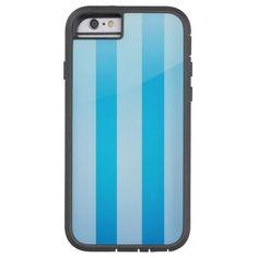 Blue Strips Tough Xtreme iPhone 6 Case