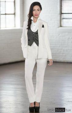 421 Best Women S Tuxedos Suits Images On Pinterest Suits