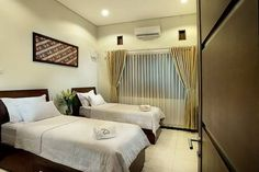 Lihat berbagai tempat luar biasa ini di Airbnb: Omah Garuda Homestay (Twin bed) - Bed & Breakfast untuk Disewakan di Gondokusuman