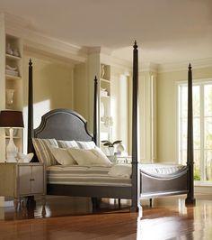 HB 57 5109 Habersham Florentina Queen Bed | Habersham Furniture | Pinterest  | King Beds, Queen Beds And Habersham Furniture