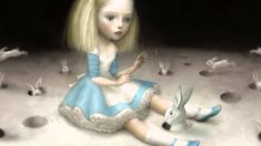 Kitika: Tangerine Juice- Tangerine Juice: Cards soul: How to go the path of least resistance, and therefore the maximum permission :)? Republic Of San Marino, Mark Ryden, Pop Surrealism, Daydream, Art Images, Art For Kids, Disney Characters, Fictional Characters, Alice
