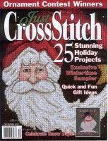 """(1) Gallery.ru / tymannost - Альбом """"Just Cross Stitch 2007 12 декабрь"""""""