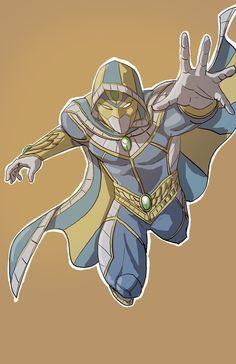 Hepinset, the Lost Pharaoh by spriteman1000 on DeviantArt
