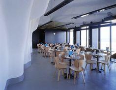East Beach Cafe by Thomas Heatherwick