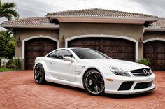 Mercedes-Benz,  SL 65,  amg,  Black Series  !
