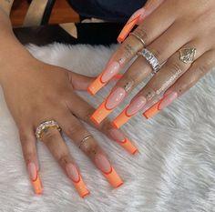 Nail Inspo, Pretty Nails, Acrylic Nails, Nail Designs, Nail Art, Cute Nails, Belle Nails, Nail Desings, Nail Arts