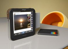 I really want a camera and this is a Instagram camera that is like a Polaroid it. Prints pics