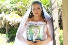 Canadauence TV: Mulher faz ensaio libertador após noivo morrer 2 m...