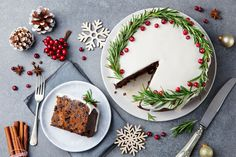 Earl Grey Christmas Cake Recipe Healthy Work Snacks, Healthy Foods To Eat, Healthy Eating, Hard Boiled, Tapenade, Yogurt, Cake Recipes, Dessert Recipes, Smoothies