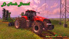 Case Magnum 340 More Realistic for Farming Simulator 2013
