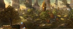 Star Wars: The Old Republic   Concept Art