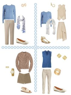 The Warm Summer Common Capsule Wardrobe + Water and Pearls | The Vivienne Files