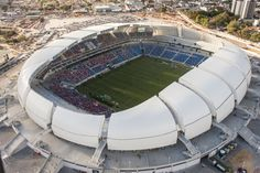 Estadio das Dunas, Natal - http://riodejaneirobrasil.net/estadio-das-dunas-natal/ #RioDeJaneiro #Brasil #Turismo