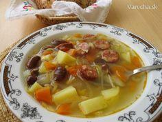 Dušičková polievka (fotorecept) - Recept